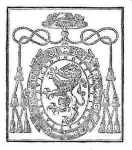 Bishop of Coimbra, Dom Afonso de Castelo Branco(1522-1615)